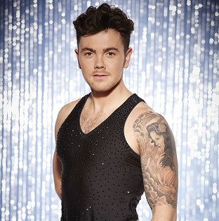 Ray Quinn has said Dancing On Ice has done wonders for his fitness