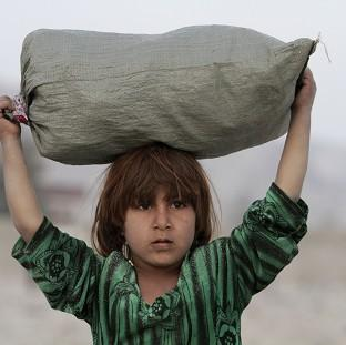 Afghanistan is one of the most difficult places in the world to deliver aid (AP)