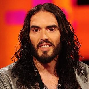 Russell Brand's mum is battling cancer