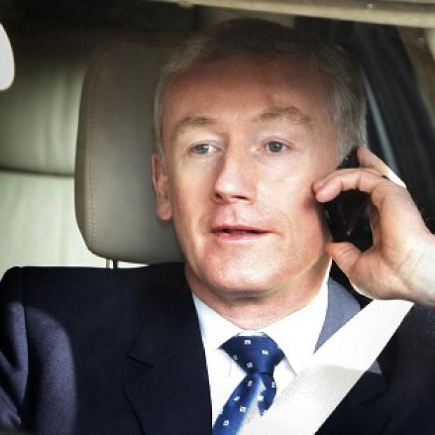 This Is Lancashire: Fred Goodwin is the former chief executive of the Royal Bank of Scotland.