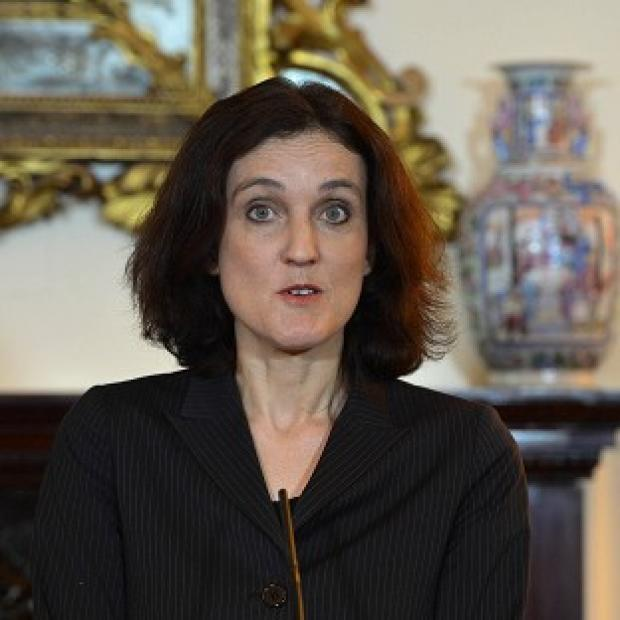 This Is Lancashire: Theresa Villiers says the controversial scheme to deal with fugitive republicans wanting to enter the UK is at an end