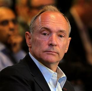 Sir Tim Berners-Lee, the inventor of the world wide web, h