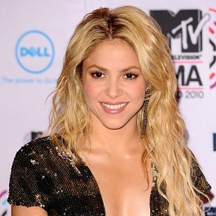 Shakira is on a man ban for her music videos