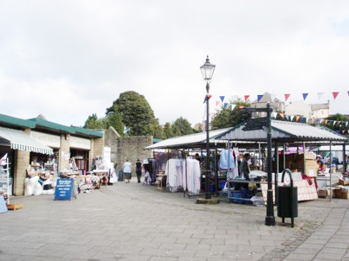 A new look for Clitheroe market moves a step closer with funding set aside by the council