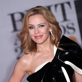 This Is Lancashire: Kylie Minogue thinks male pop stars get away with more than female ones