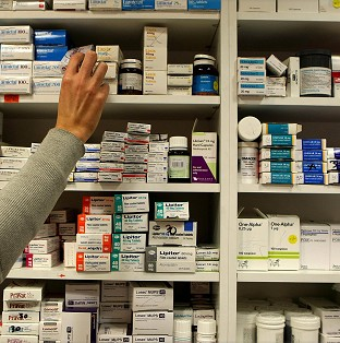 The single prescription charge in England will increase over the next two years