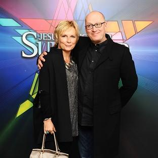 Jennifer Saunders and Ade Edmondson have been married for 28 years