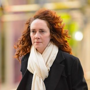 This Is Lancashire: Rebekah Brooks denies all the charges.