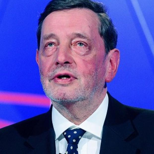 This Is Lancashire: David Blunkett, the former home secretary responsible for introducing indeterminate prison sentences, said he 'regrets very much' the problems caused by the way they were implemented