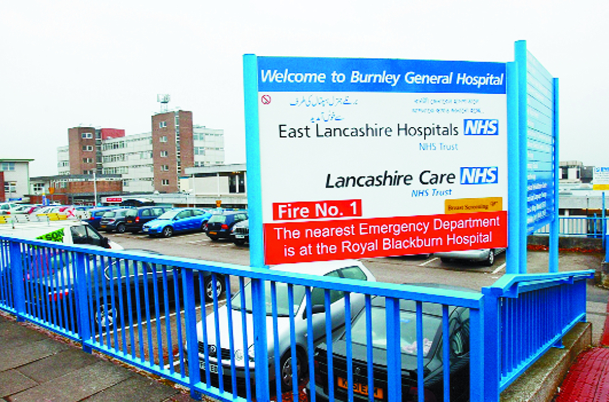 Eating tips for East Lancashire patients