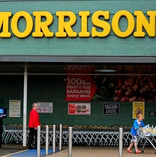 This Is Lancashire: Payroll data relating Morrisons workers has been published on a website