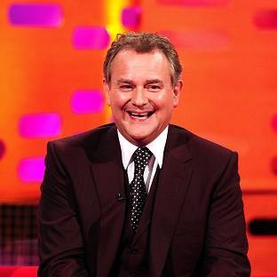 Hugh Bonneville says he likes the variety of working on diverse TV shows