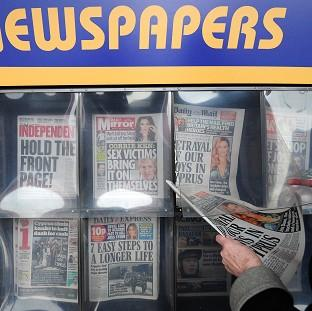 This Is Lancashire: Moves to regulate the press could have repercussions abroad, it is claimed