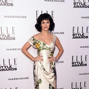 Katy Perry wants to do her bit for the environment