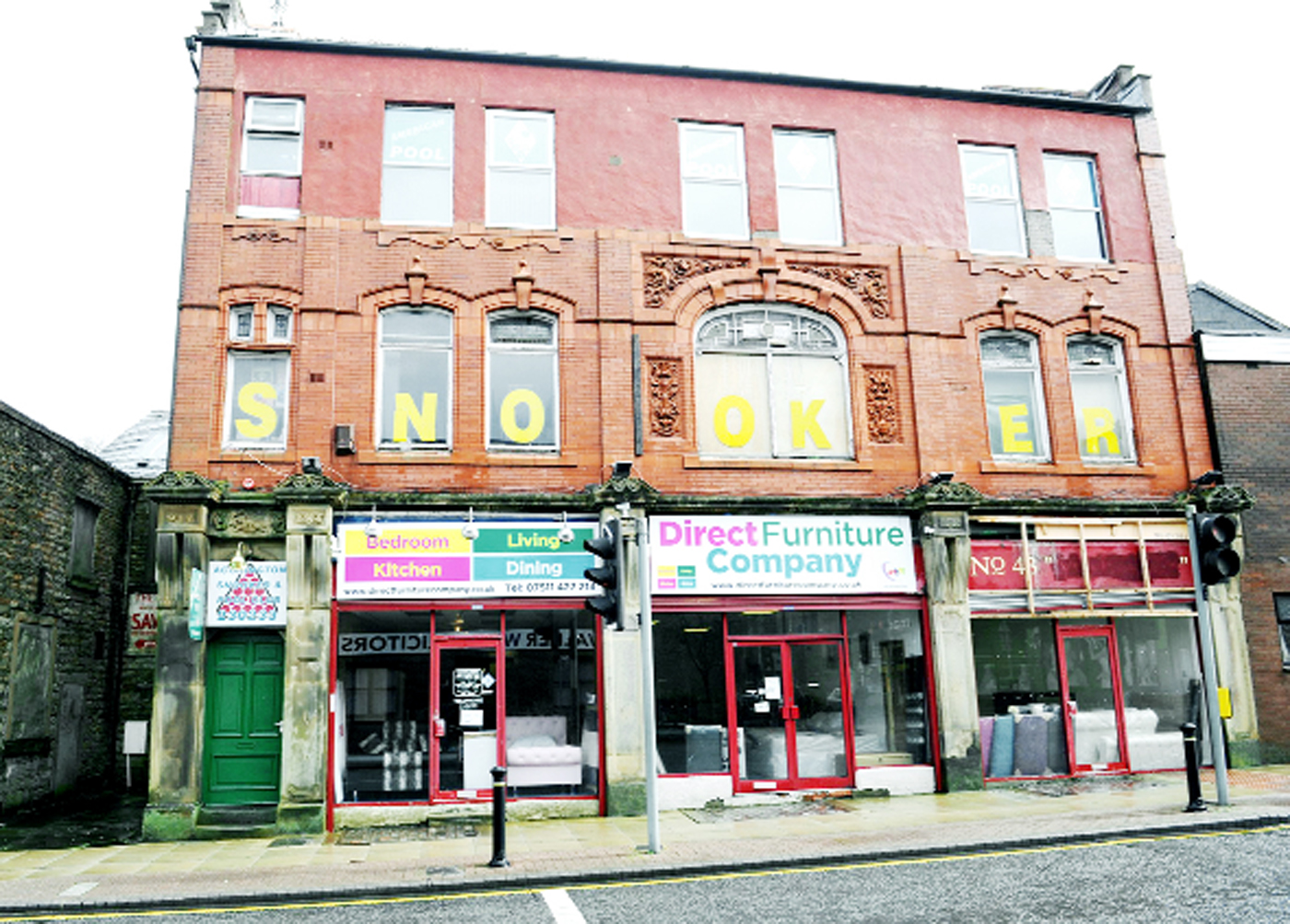 Accrington snooker hall had cocaine stuffed in tables