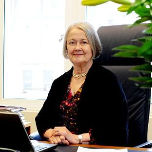 This Is Lancashire: Lady Hale, deputy president of the Supreme Court, said disability did not entitle the state to deny disabled people their human rights