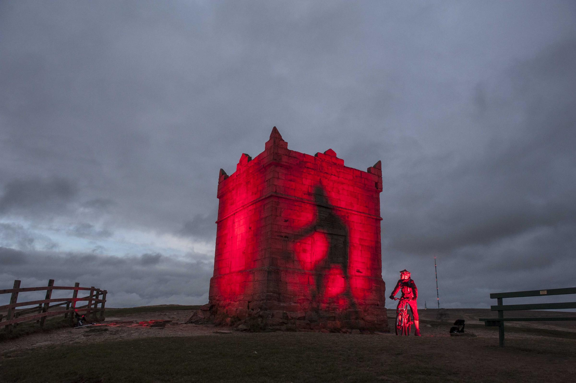 Landmark to turn red in campaign to market Chorley