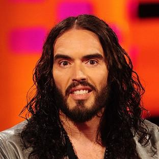 Russell Brand is backing the Support, Don't Punish campaign