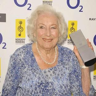 Dame Vera Lynn is releasing a new album at the age of 97