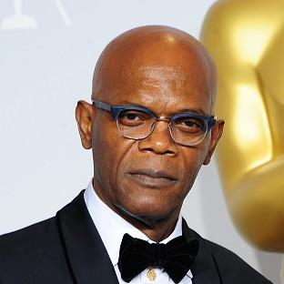 Samuel L Jackson is expected to attend the UK premiere of the latest Captain America film