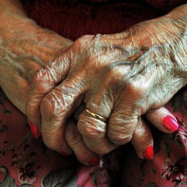 This Is Lancashire: In the last decade the number of people reaching their 100th birthday has increased by 73%