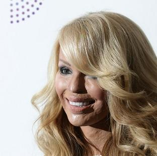 Katie Piper recently gave birth to her first baby