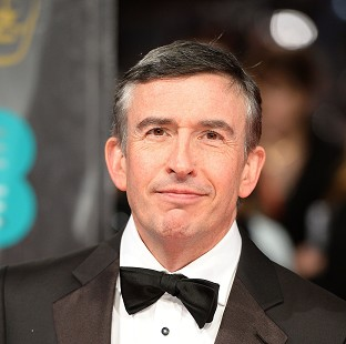 Steve Coogan has criticised his fellow stars who have no interest in politics