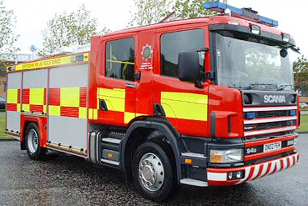 Turn up the heat on Pendle fire crews
