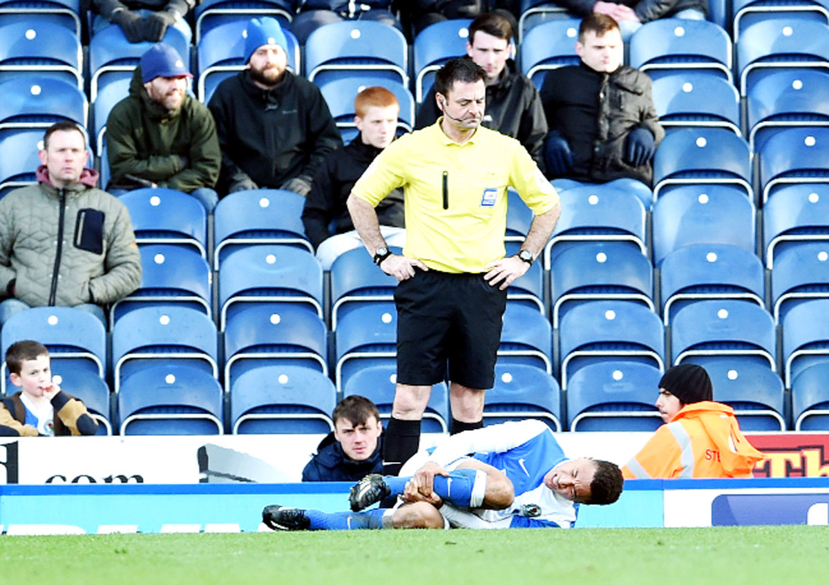 Blackburn boss Bowyer backs loanee Todd Kane to step up after Henley injury