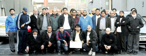 Blackburn cabbies threaten new strike action