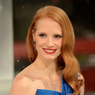 Jessica Chastain had a fun 37th birthday