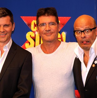 Cowell hails X Factor spoof show