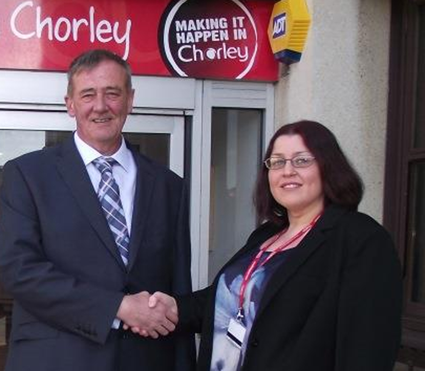 Help for jobless to find work in Chorley