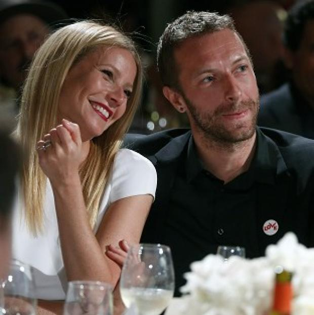This Is Lancashire: Gwyneth Paltrow and Chris Martin are said to be enjoying a family holiday despite the split