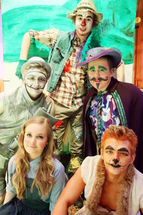 Talented young actors bring Oz to life