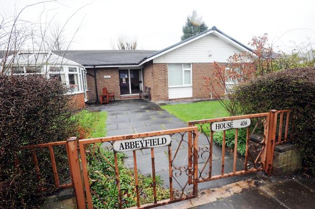 Abbeyfield House in Bolton Road, the proposed new home of Bury Cancer Support Centre