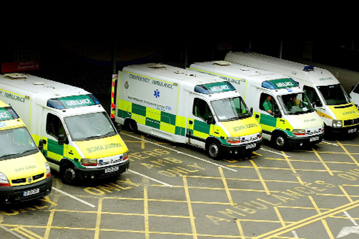 North West Ambulance Service vehicles will transfer to a new base