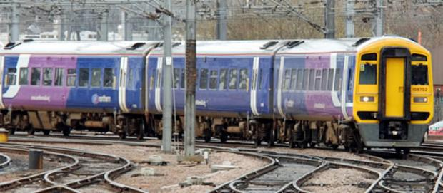 This Is Lancashire: Northern Rail will continue running services in the north - but MUST get better