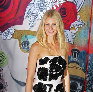 Gwyneth Paltrow has thanked fans for their support following her split from Chris Martin