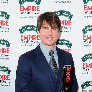Tom Cruise wins the Legend in Our Lifetime award