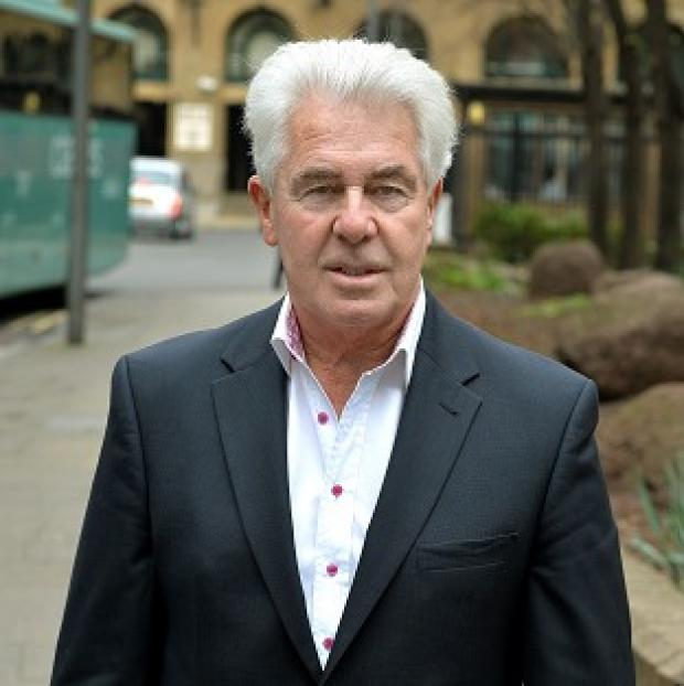 This Is Lancashire: Max Clifford arrives at Southwark Crown Court