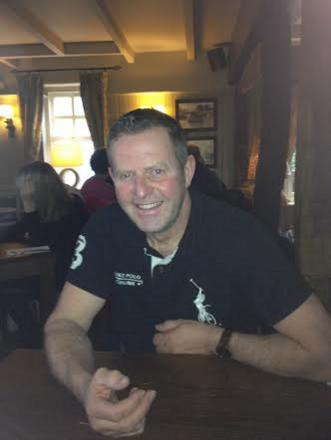 Ian Alan Broughton was killed in the Cumbria crash