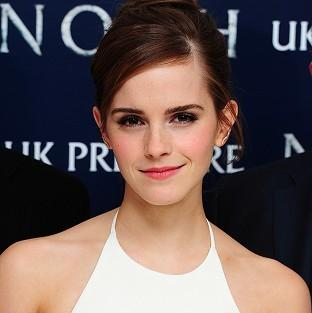 Emma Watson enjoyed having a real ark on set