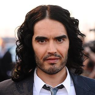 Russell Brand has turned