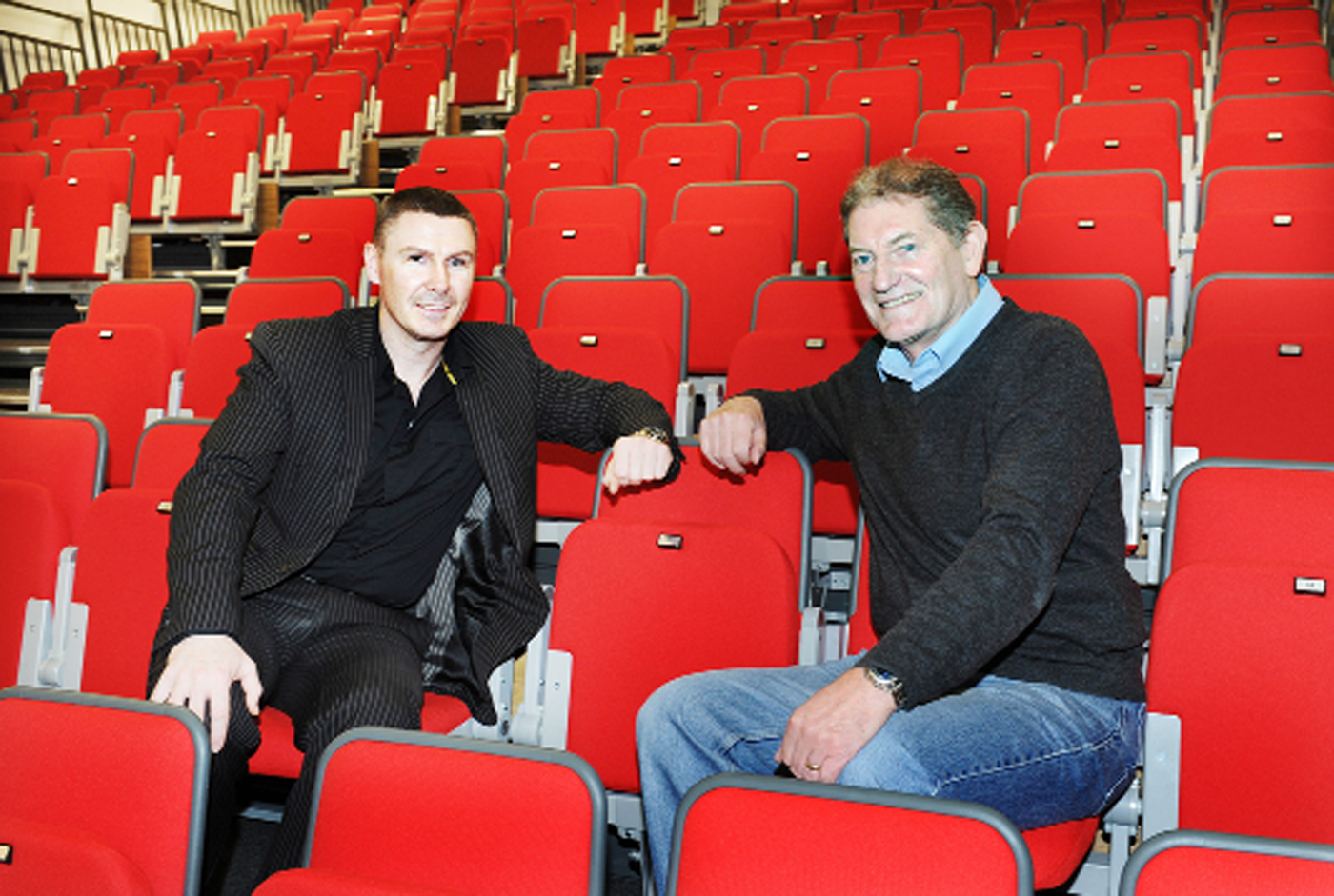 Burnley legend Martin Dobson to help youngsters avoid crime