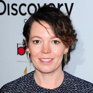 Olivia Colman has described what it was like to work on Locke