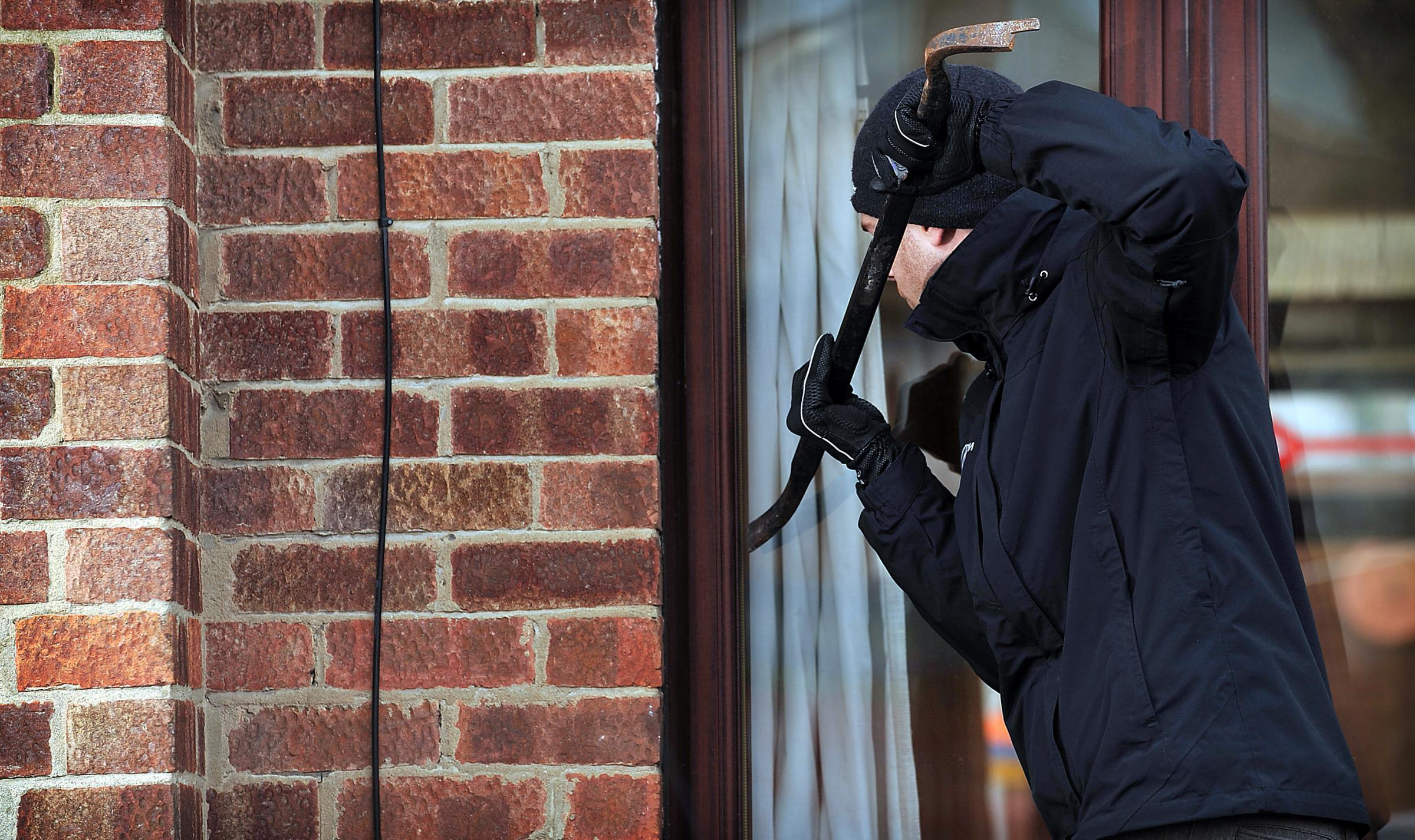 Burglars raid homes in Blackburn and Accrington