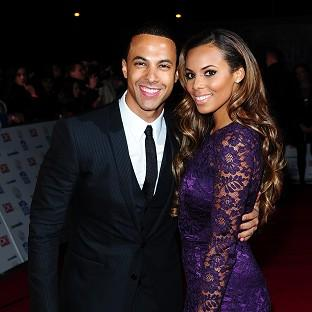 Rochelle Humes is happy to watch her husband Marvin presenting The Voice wi