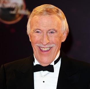 This Is Lancashire: Sir Bruce Forsyth is retiring from his presenting role on Strictly Come Dancing