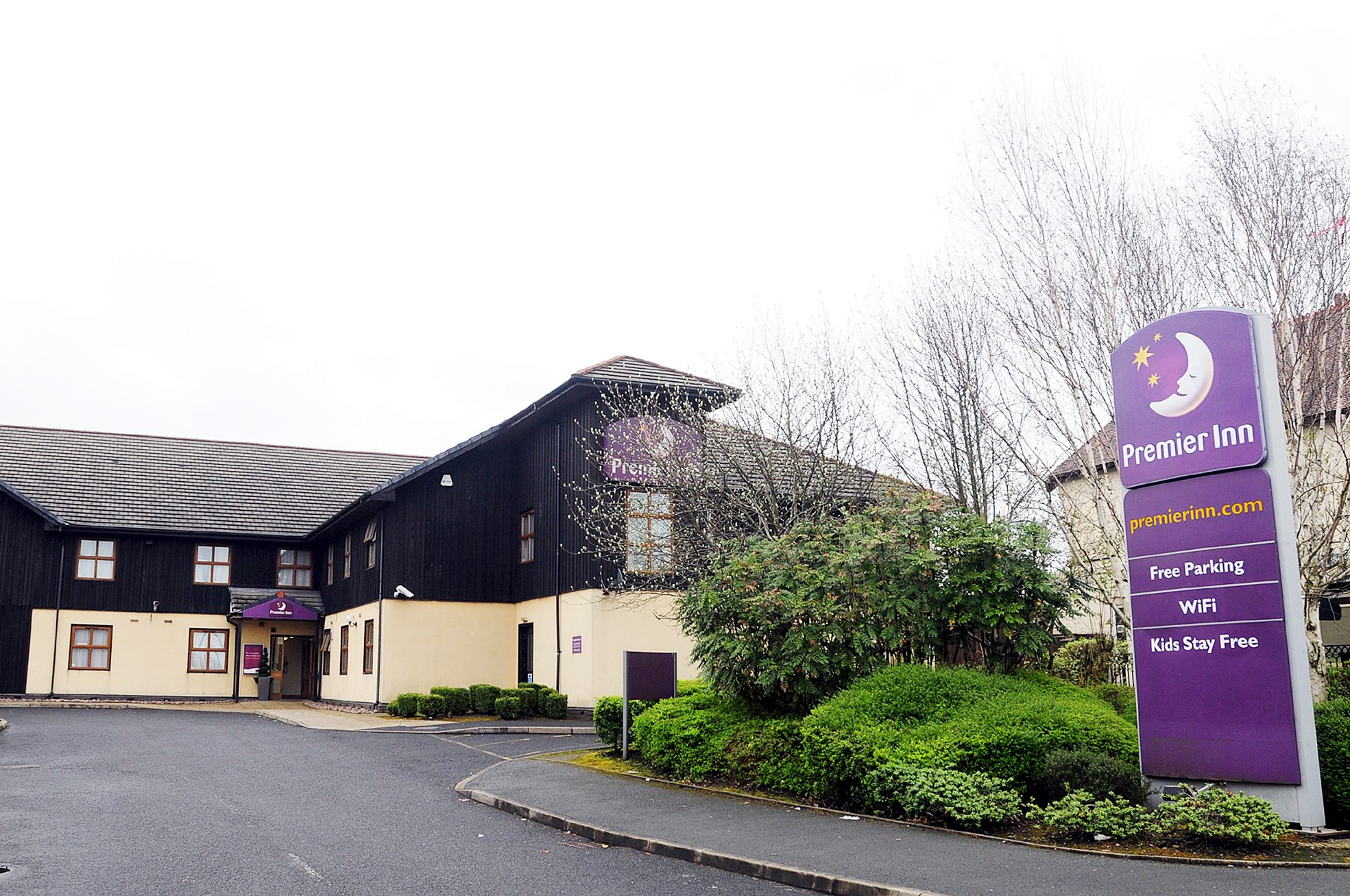 Premier Inn, Chorley New Road, Horwich